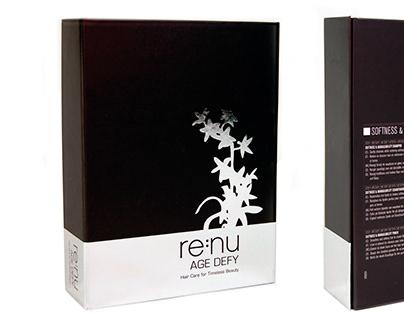 re:nu age defy packaging