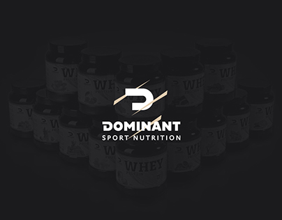Dominant nutrition landing page