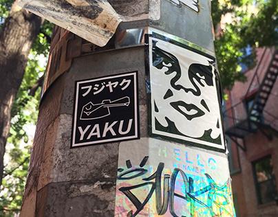 Around The World With Yeko