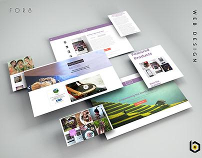 Responsive Website Design FOR8 Superfoods