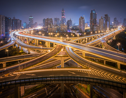 Cityscape: Shanghai