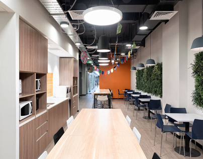 Contract Workplaces / Apex Chile