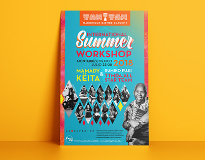 Mamady Këita Summer Workshop