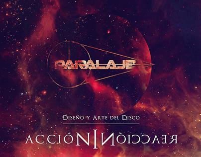 Disco / Paralaje · AcciónReacción