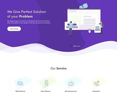 Design Agency Solution