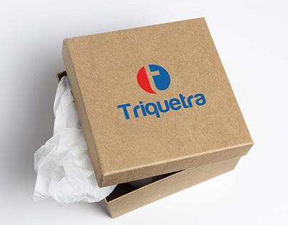 T branding logo