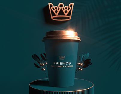 Friends - Branding design