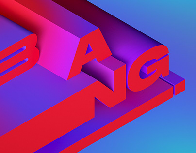 Sony Channel / BANG! / Graphic Pack