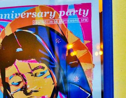 Centro's 5th Anniversary Party