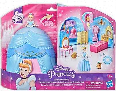 Disney Princess Secret Style