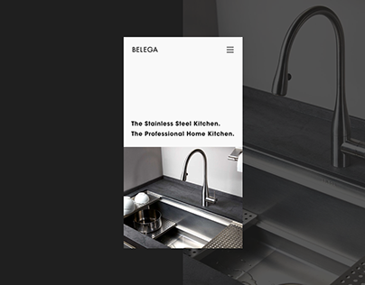 Belega   網頁設計 Web Design