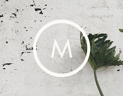 Mosaic Restaurant Branding