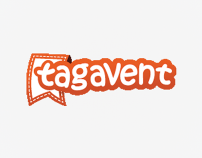 Tagavent redesign landing Page