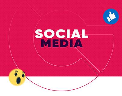 Social Media Creatives // 2018-19
