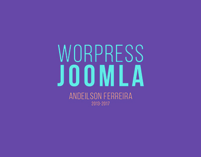 WORDPRESS/JOOMLA