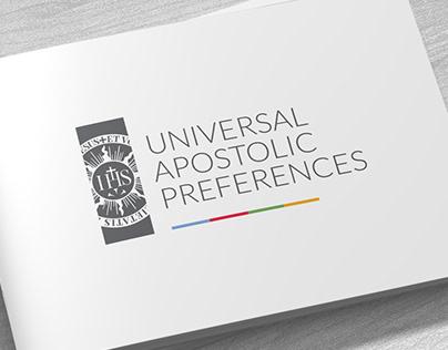 Universal Apostolic Preferences [BRANDING + MULTIMEDIA]