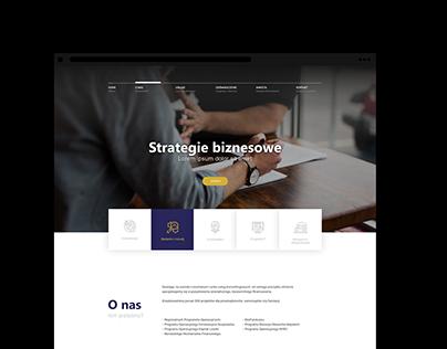 Europg / Webdesign