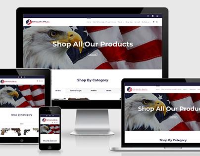 E-commerce Branding & Website Development