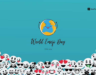 World Emoji Day Quotes, Images , Banners