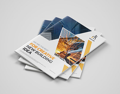 construction companies brochures samples