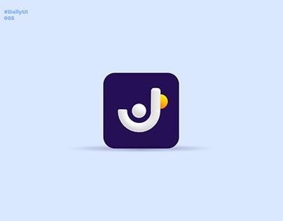 Icon App. DailyUI: 005