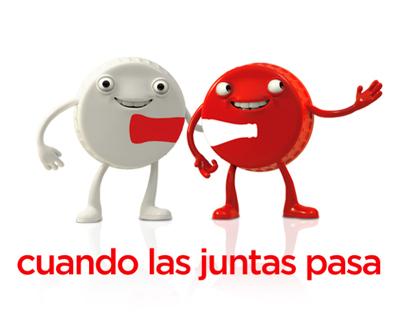 Coca Cola / Cuando las juntas pasa