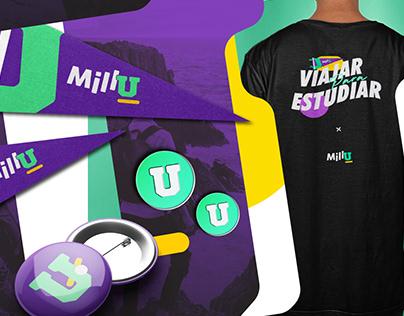 MillU - Manual de marca