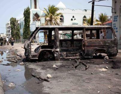 Mombasa on Edge
