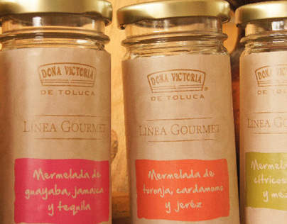 Doña Victoria Linea Gourmet