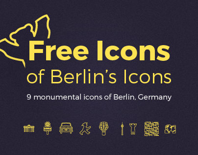 Free Icons of Berlin's Icons