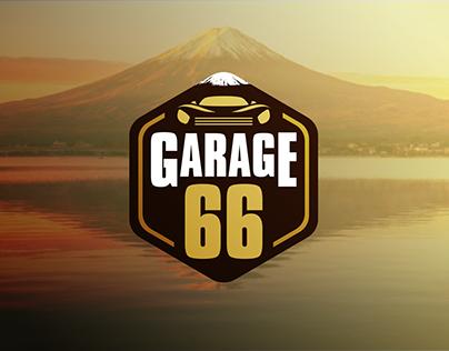 GARAGE 66 - JAPÃO