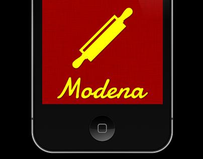 Modena webapp