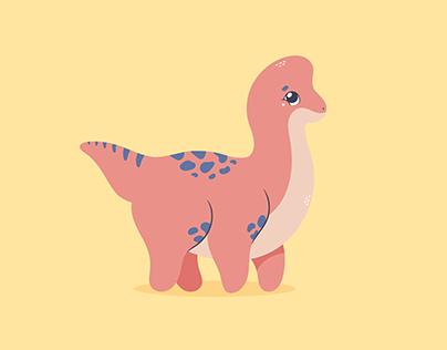 Estampa Dinossauros