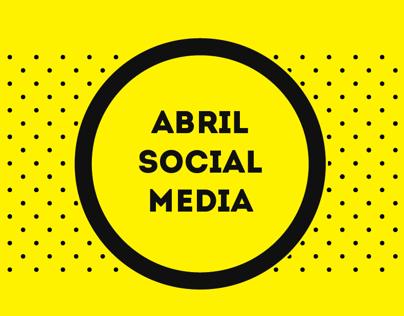 Abril Social Media