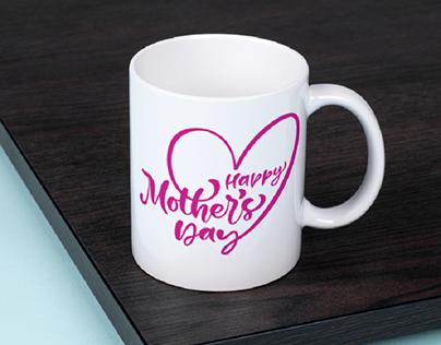 Mug Design - Mother's Day Special Mug design