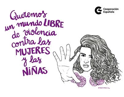 25N Día de la No Violencia Hacia la Mujer.