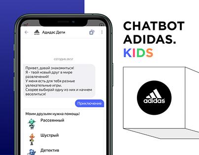 Chatbot: Adidas.Kids
