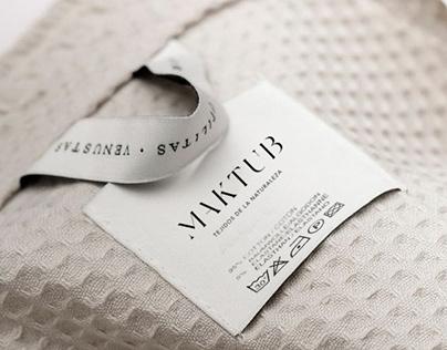 Maktub  #Branding #Packaging