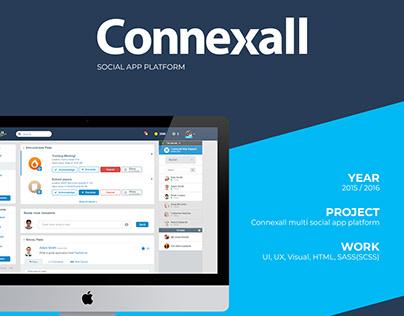 Connexall - Social App Platform
