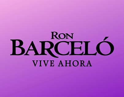 Creatividad: Propuesta para Ron Barceló