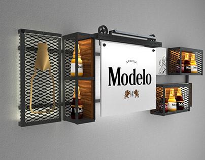 Modelo On Trade Materials