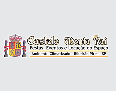 Logotipo para Empresa de Eventos