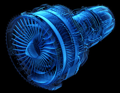 Turbofan engine