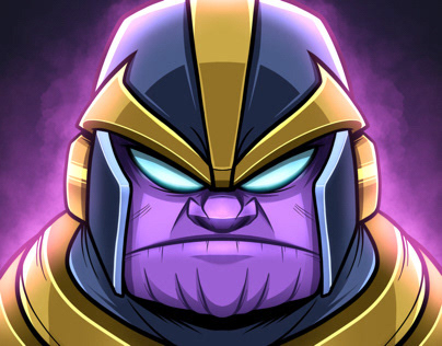 Headshot - Thanos