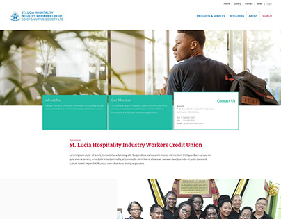 St Lucia Hospitality Industry Workers Credit Union