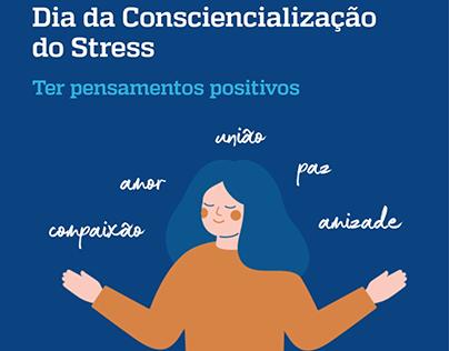 Dia da Conciencializaçao do Stress