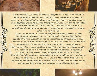Flyer Design for a Restaurant