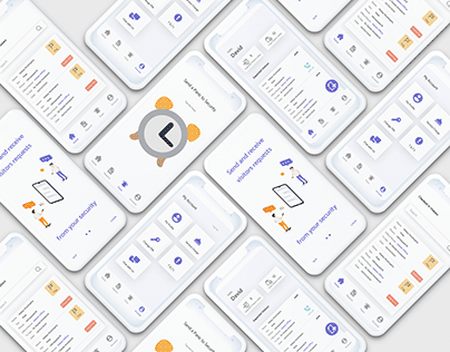 Visitor Security App