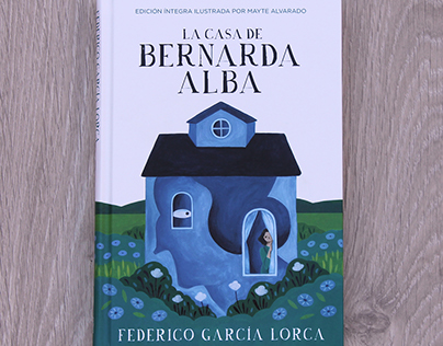 """""""La casa de Bernarda Alba"""" Clásicos Alfaguara"""