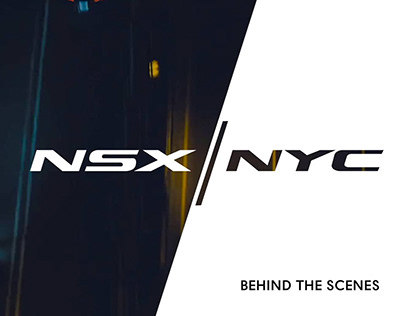 Behind The Scenes // NSX/NYC 2017